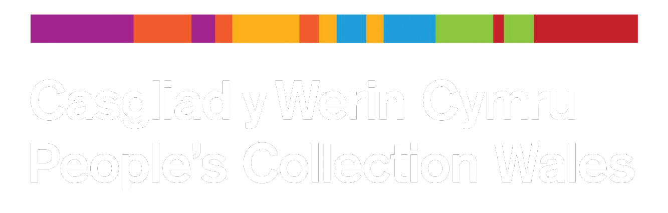 People's Collection Wales logo
